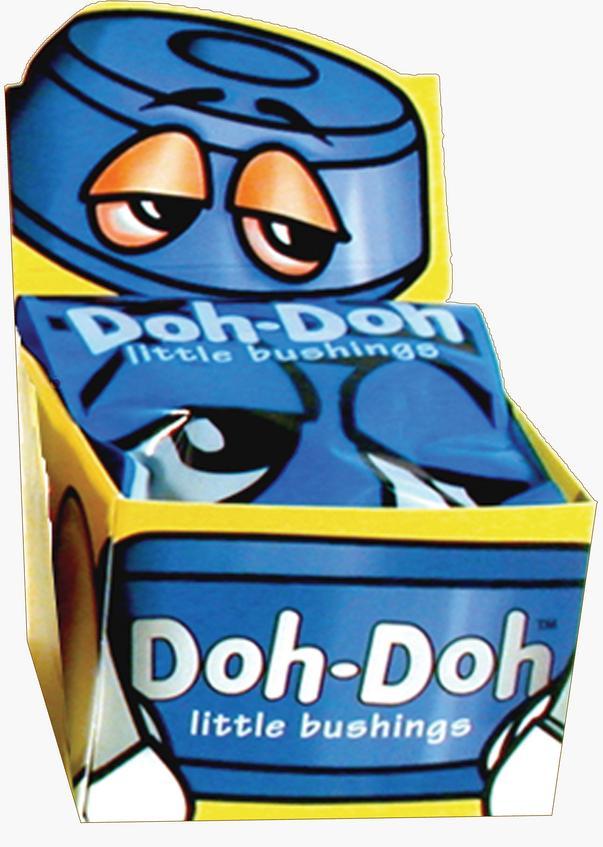 Doh-Doh Little Bushings